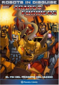 Transformers: Robots in Disguise 2